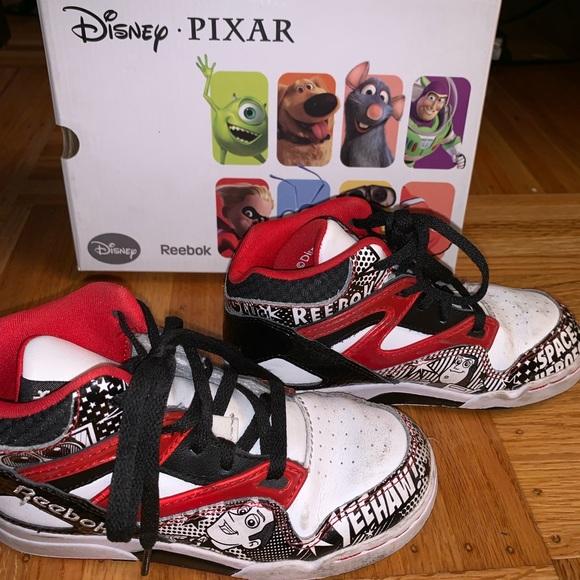 Kids Reebok Disney Pixar Pump Omni